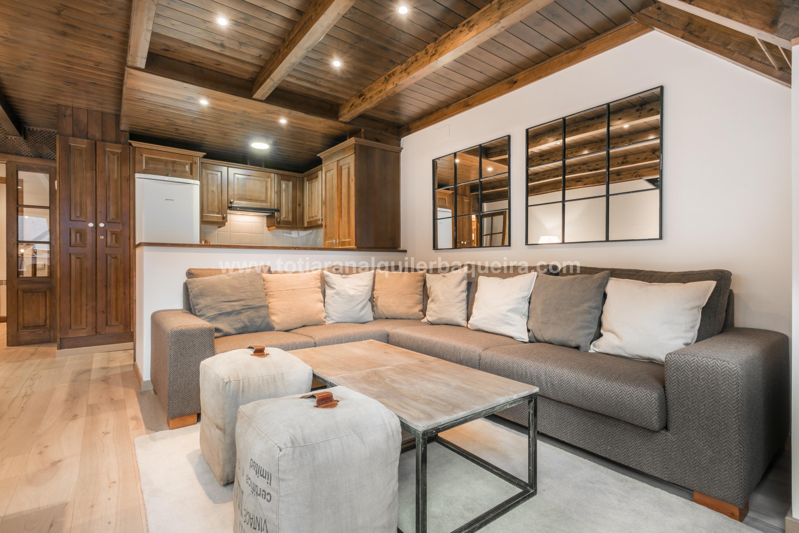 Baqueira - Apartamento