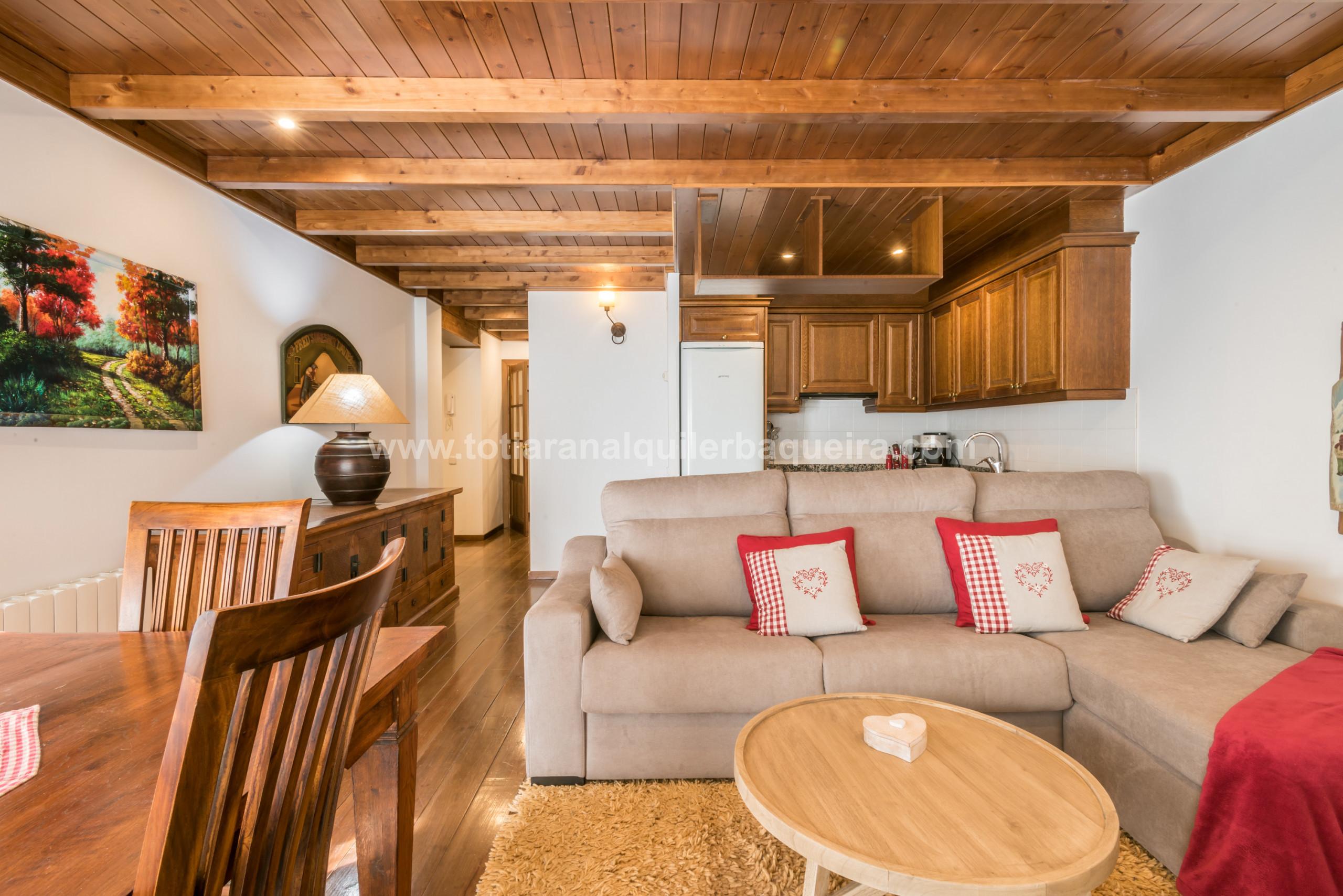 Baqueira - Apartment